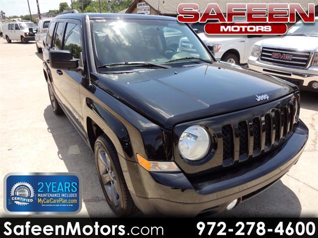 2015 Jeep Patriot Latitude 2WD