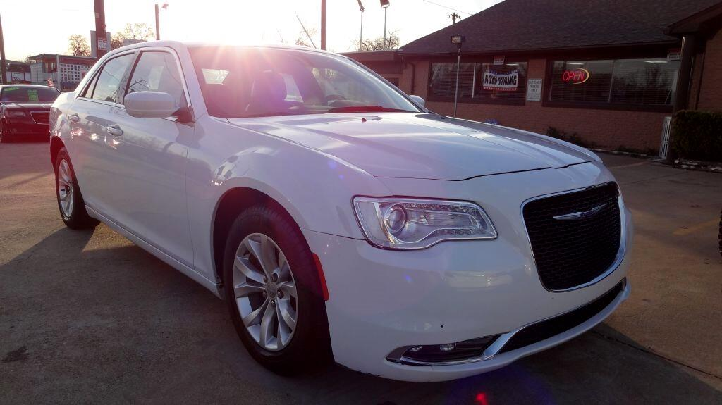 2016 Chrysler 300 LIMITED ANIVERSARY