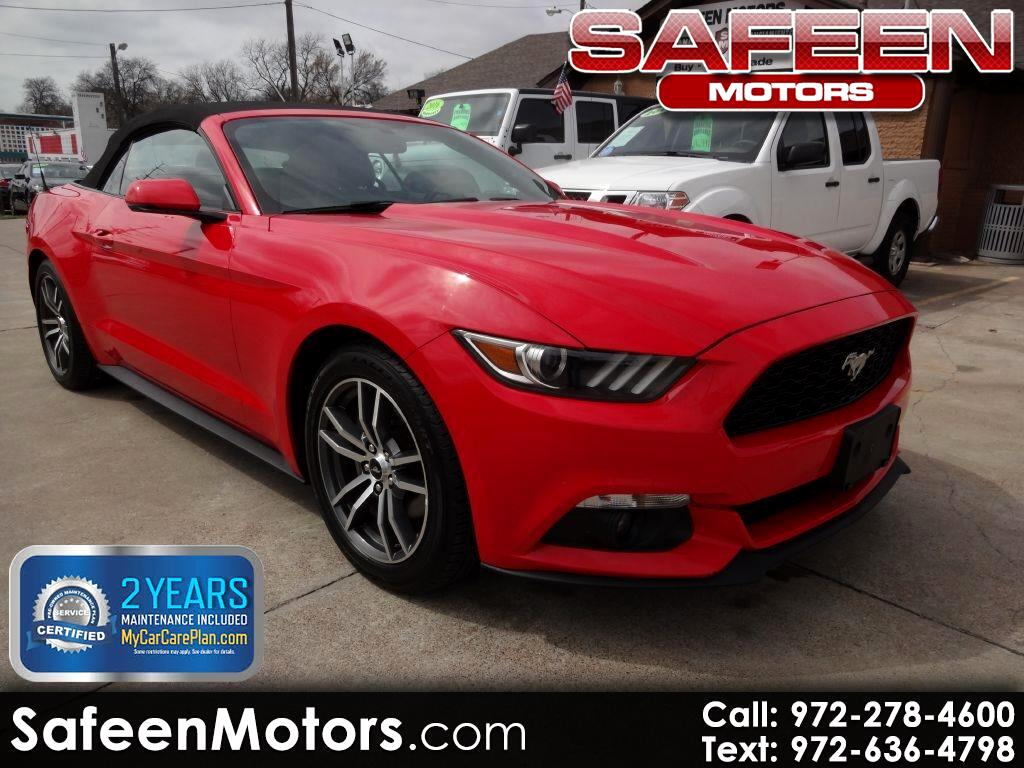 2016 Ford Mustang ECO PREMIUM