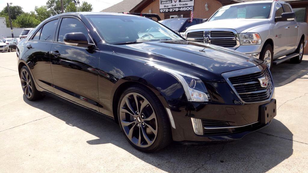 2015 Cadillac ATS PERFORMANCE