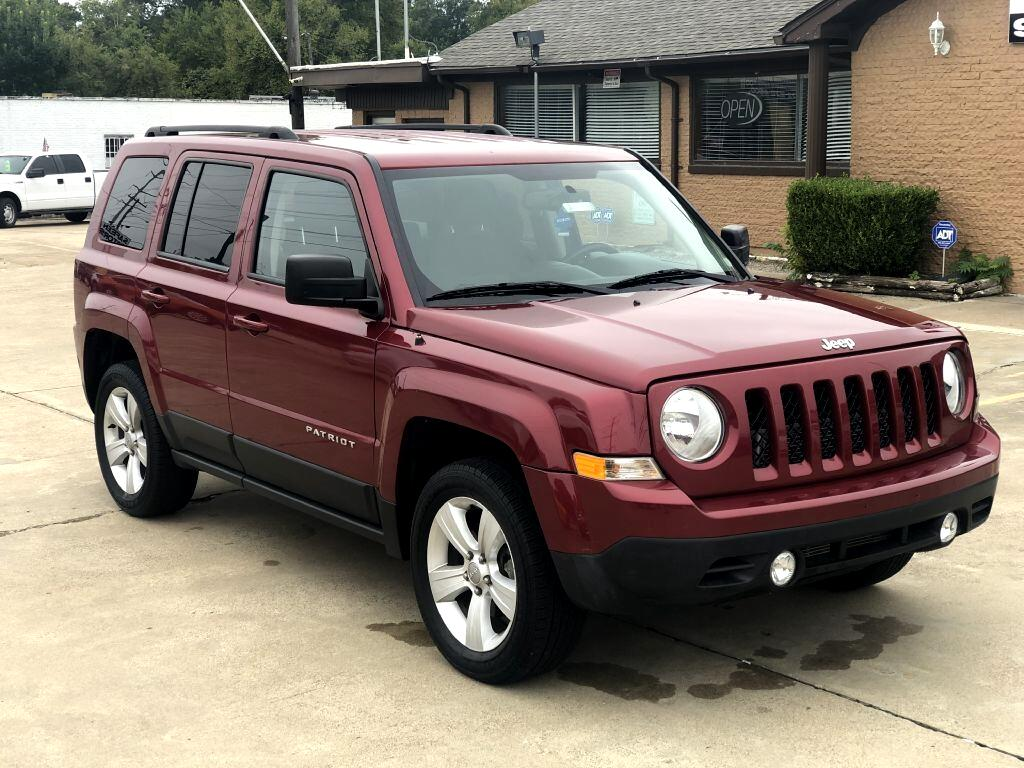 Jeep Patriot 4WD 4dr Latitude 2016