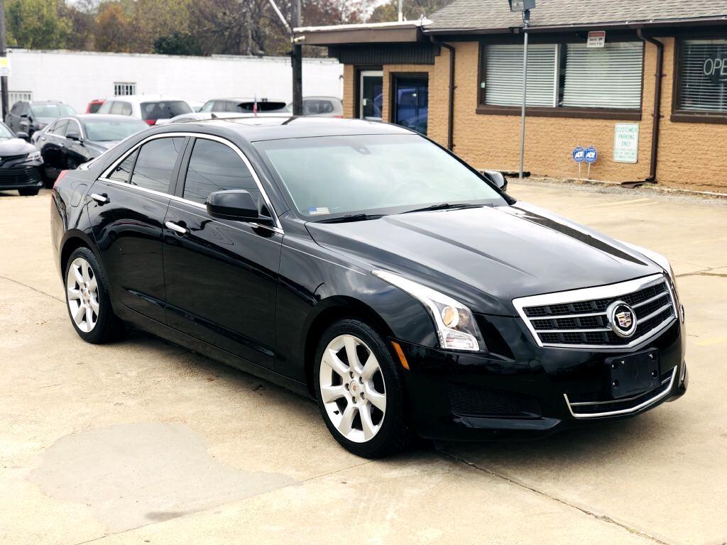 Cadillac ATS 4dr Sdn 2.0L Standard RWD 2014