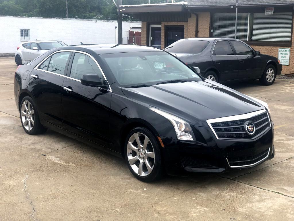 Cadillac ATS 4dr Sdn 2.5L Standard RWD 2014