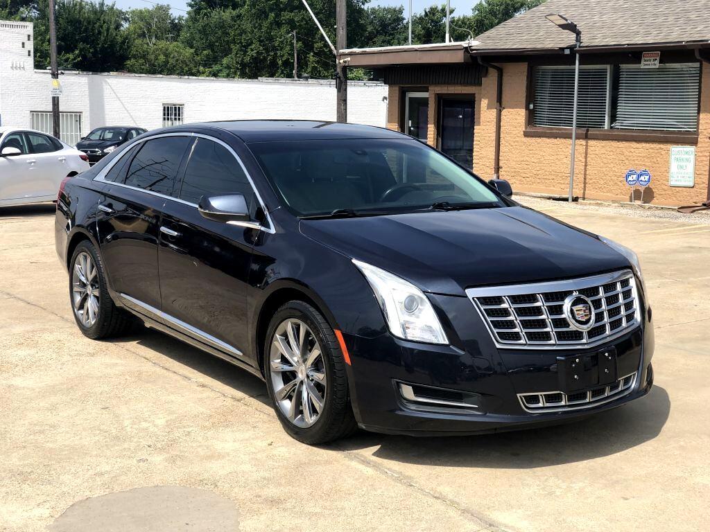 Cadillac XTS 4dr Sdn FWD 2014