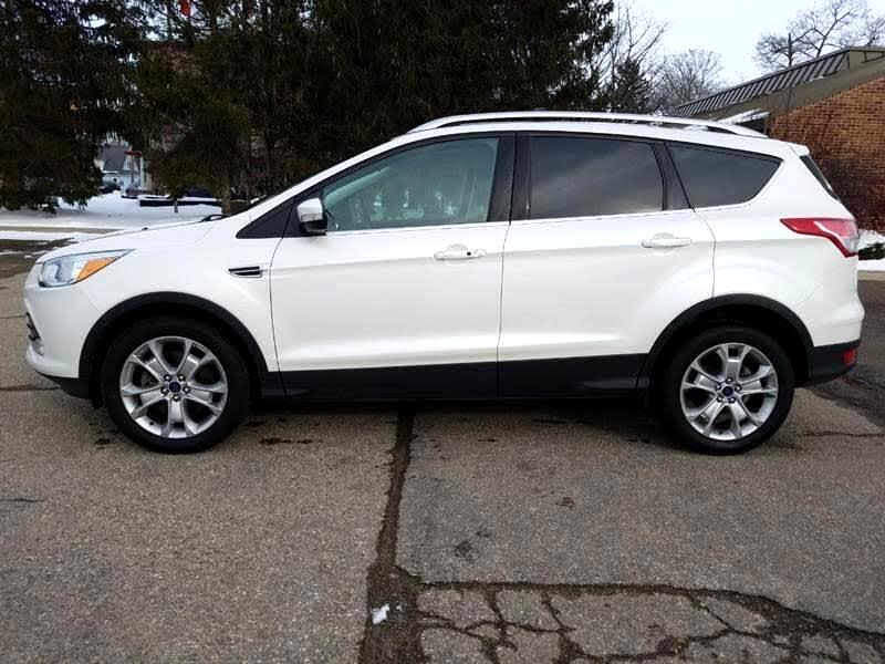 Ford Escape Titanium AWD 2016