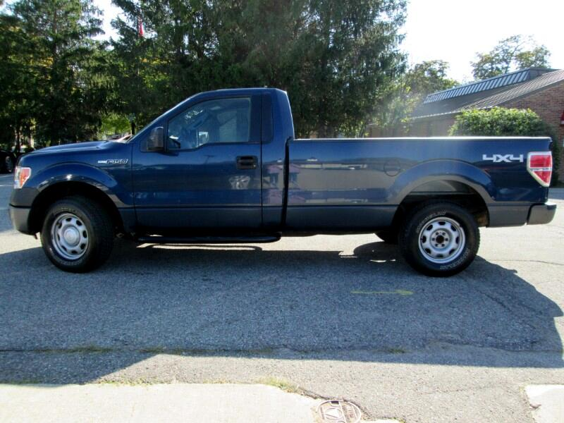 2014 Ford F-150 XL 8-ft. Bed 4WD