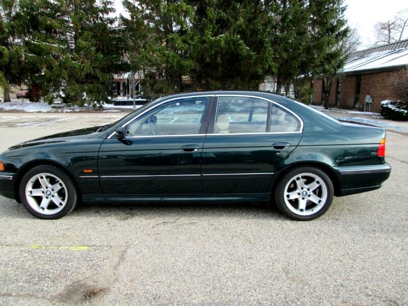 BMW 5-Series 528i 2000