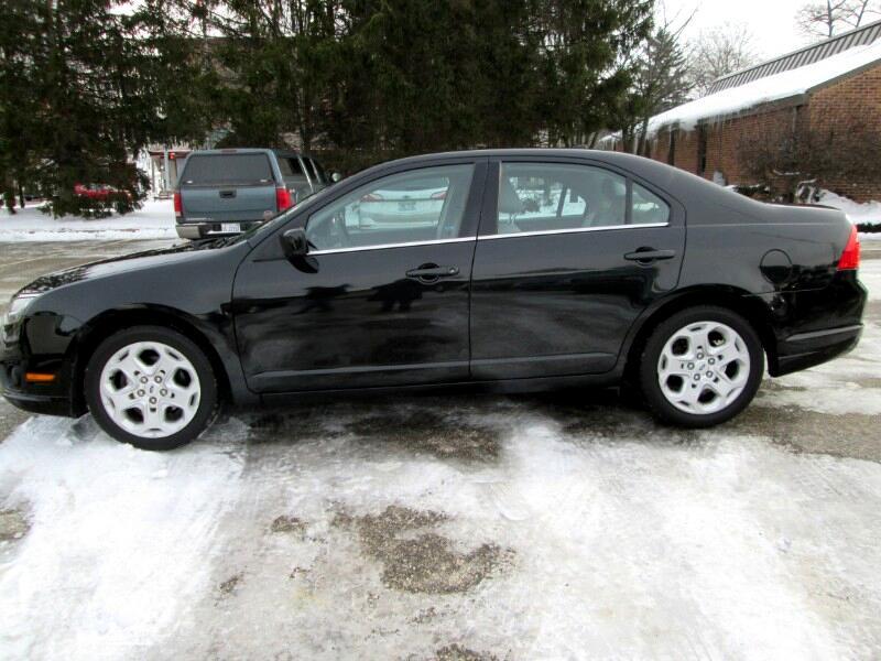 Ford Fusion I4 SE 2011