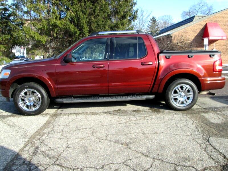 Ford Explorer Sport Trac Limited 4.0L 2WD 2010