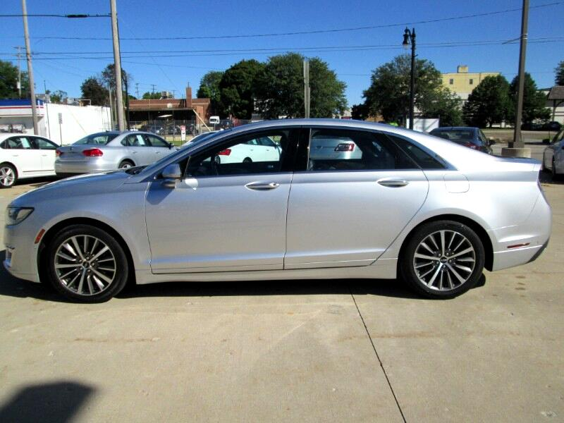 Lincoln MKZ Hybrid Select 2017