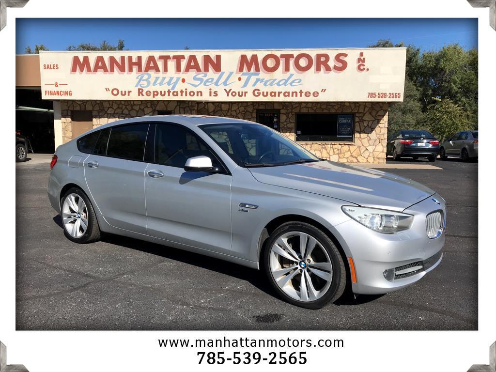 2010 BMW 5 Series Gran Turismo 5dr 550i xDrive Gran Turismo AWD