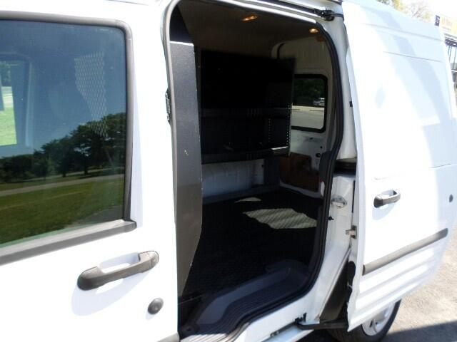 2010 Ford Transit Connect XL with Rear Door Glass