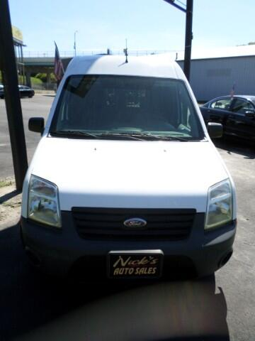 Ford Transit Connect XL with Rear Door Glass 2010