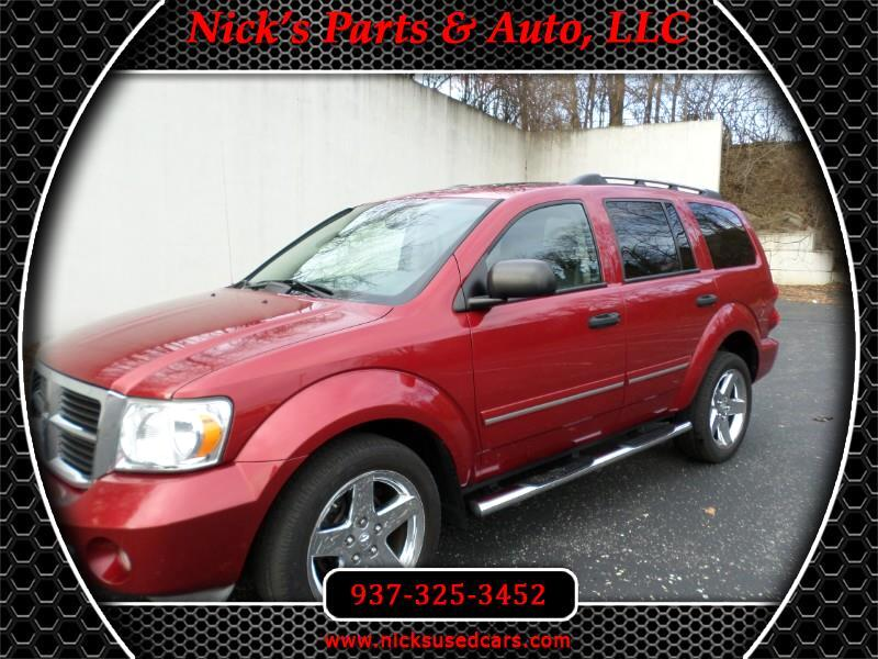 Dodge Durango 4WD 4dr Limited 2008
