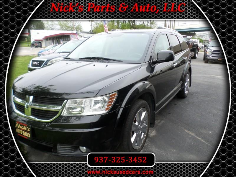 2010 Dodge Journey FWD 4dr R/T