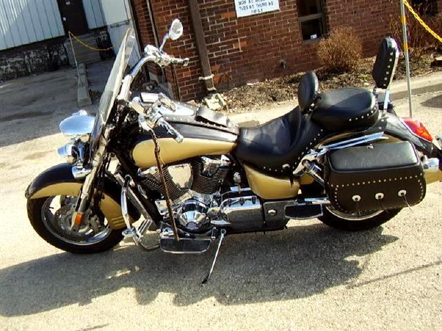 2006 Honda VTX1800S MOTORCYCLE