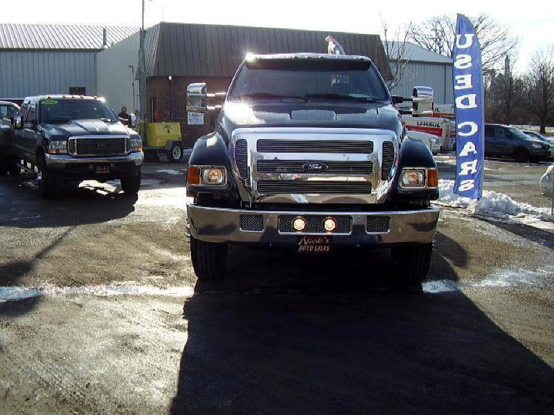 2007 Ford F650 SUPER DUTY