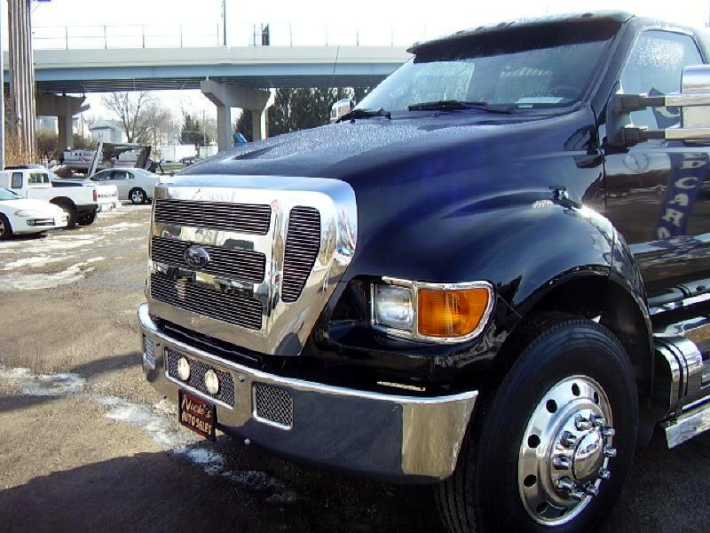 Ford F650  2007