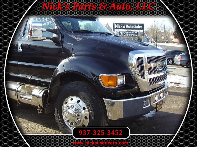2007 Ford F650 SUPER DUTY