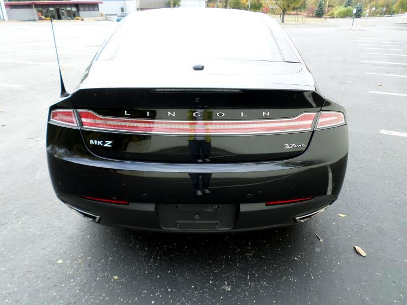 2013 Lincoln MKZ AWD