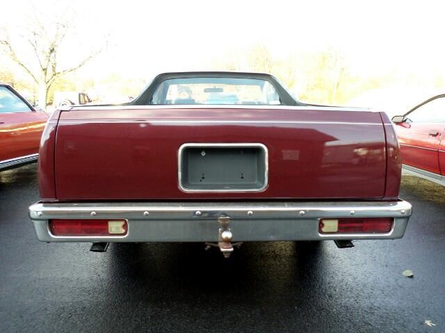 1985 Chevrolet El Camino SS