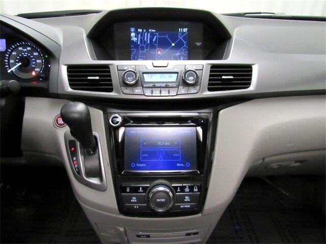 2014 Honda Odyssey Touring Elite