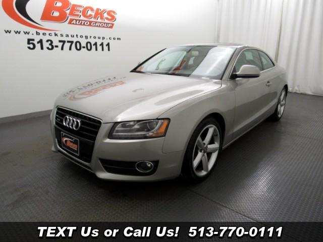 2008 Audi A5 Coupe with Tiptronic