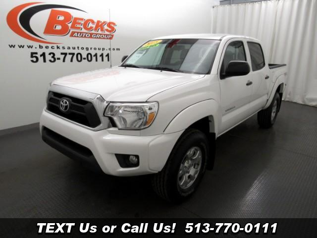 2015 Toyota Tacoma 4WD Double Cab V6 AT TRD Off Road (Natl)