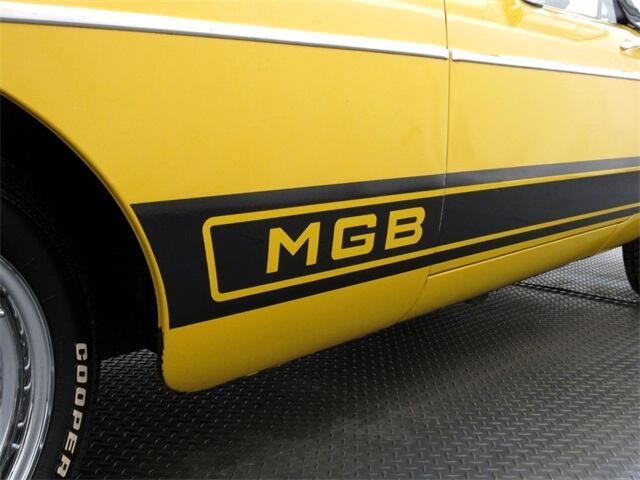 1978 MG MGB