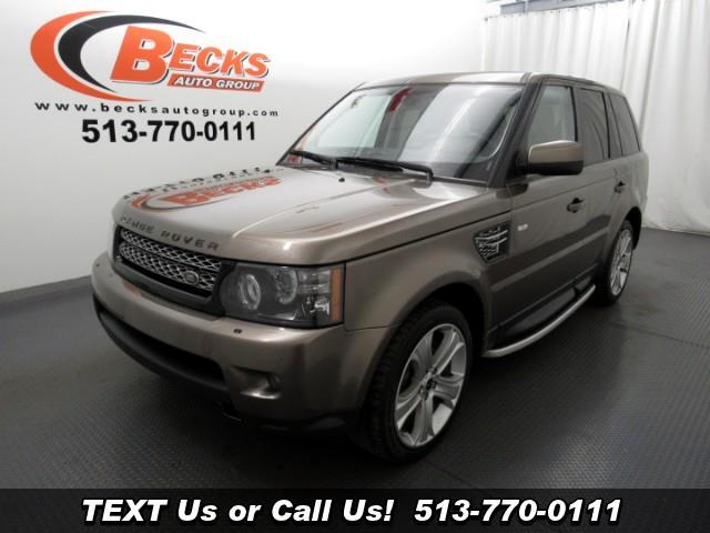 2012 Land Rover Range Rover Sport 4WD 4dr HSE LUX