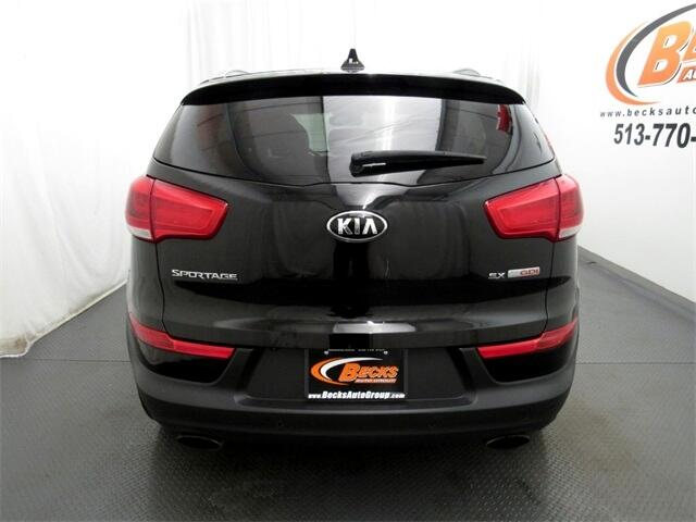 2016 Kia Sportage SX
