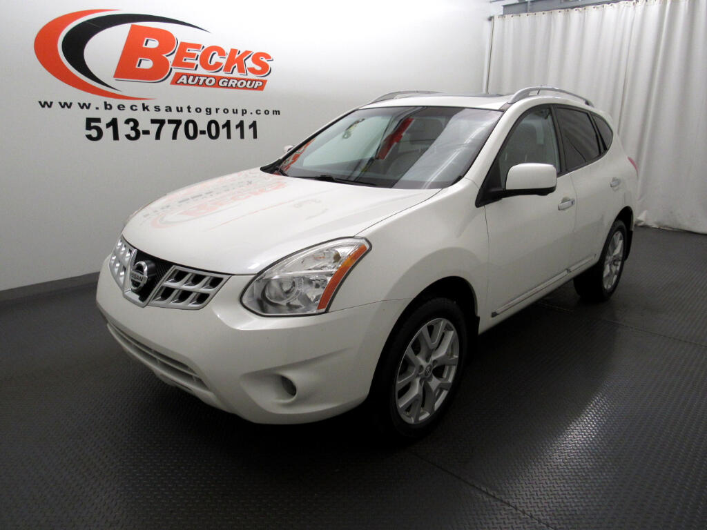 Used Cars For Sale Mason Oh 45040 Becks Auto Group 2012 Nissan Rogue Fuel Filter Awd 4dr Sl