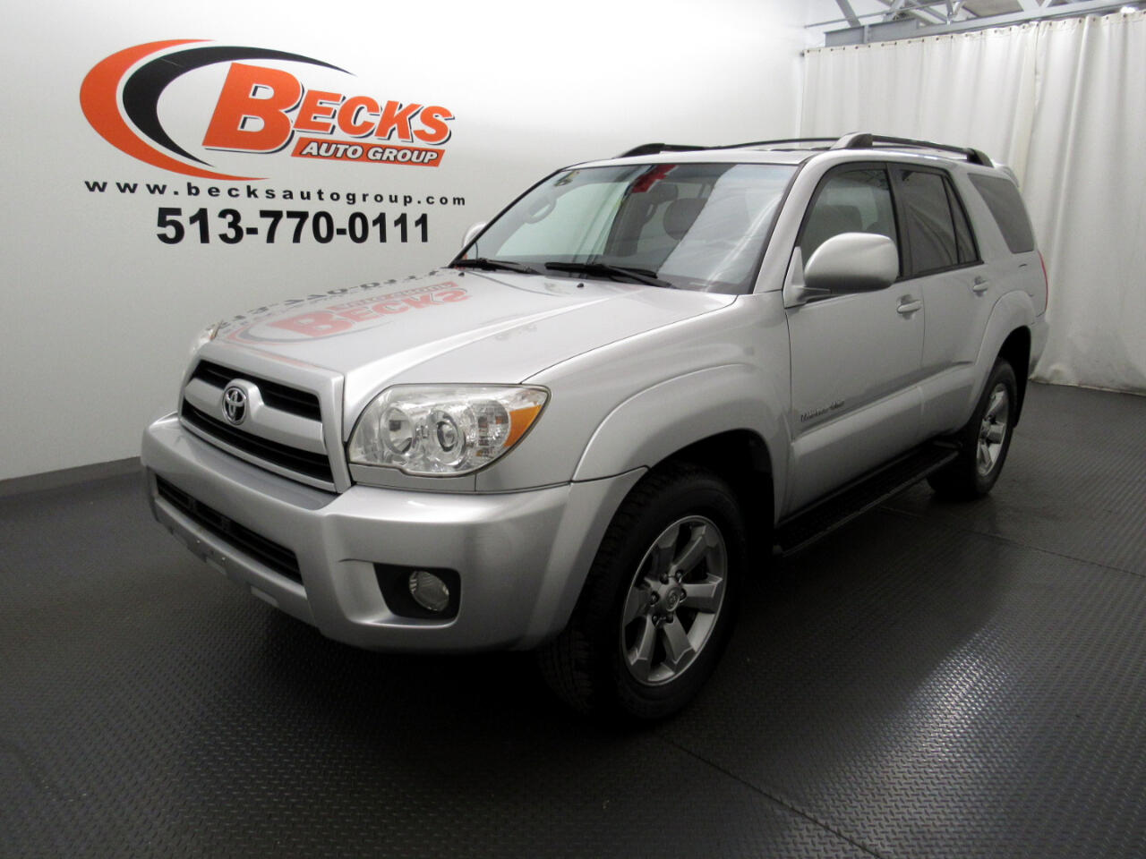 2006 Toyota 4Runner 4dr Limited V6 Auto 4WD (Natl)