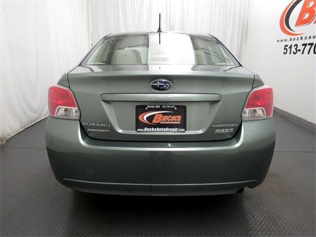 2014 Subaru Impreza Sedan 2.0i Premium
