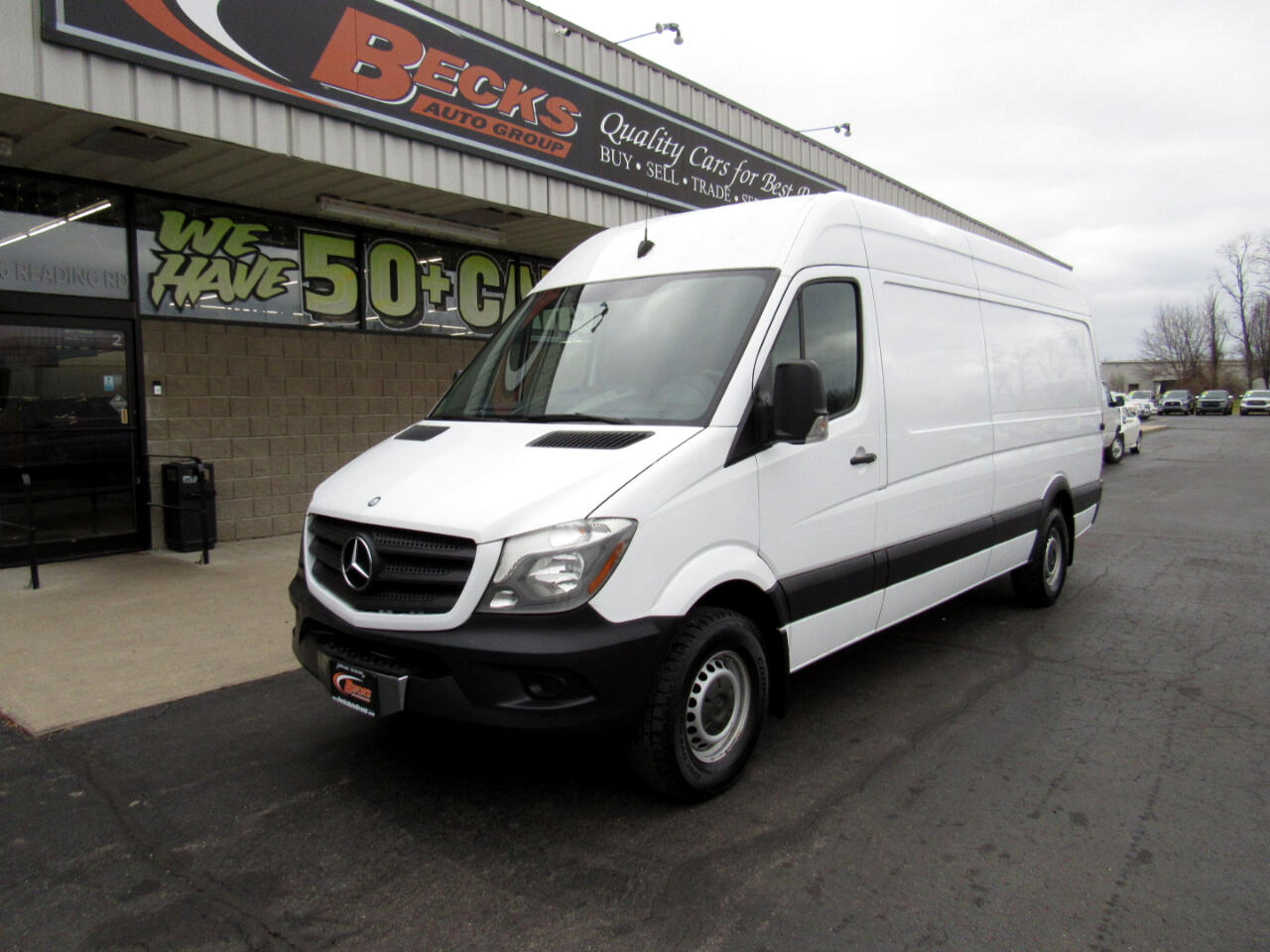 2014 Mercedes-Benz Sprinter Cargo Vans 2500 170