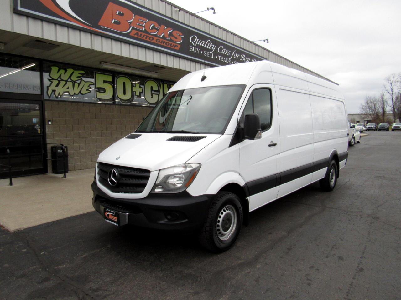 2014 Mercedes-Benz Sprinter Cargo Vans Cargo 170 WB