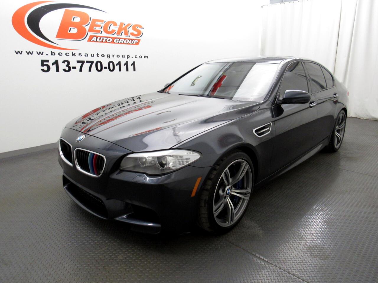 2013 BMW M5 4dr Sdn