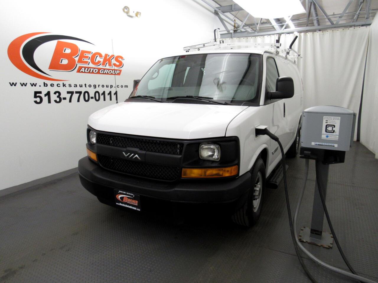 2014 Chevrolet Express Cargo Van Electric Cargo Van