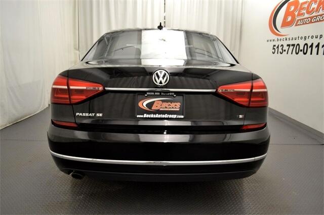 2016 Volkswagen Passat 1.8T SE