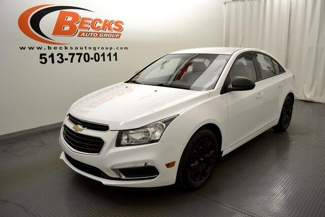 Used 2015 Chevrolet Cruze LS for Sale in Mason OH 45040