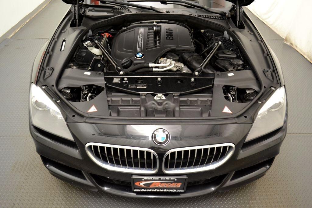 BMW 6 Series  2014