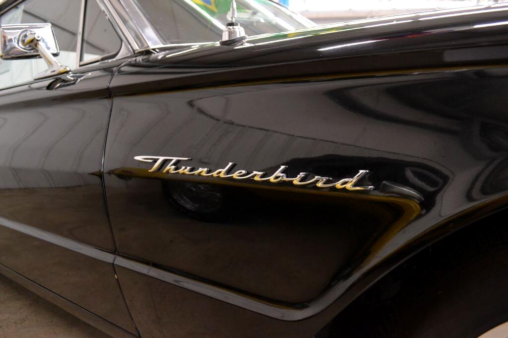 Ford Thunderbird  1964