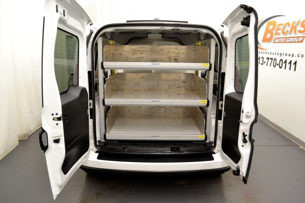 RAM ProMaster City Cargo Van  2016