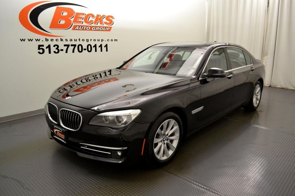 BMW 7 Series  2013
