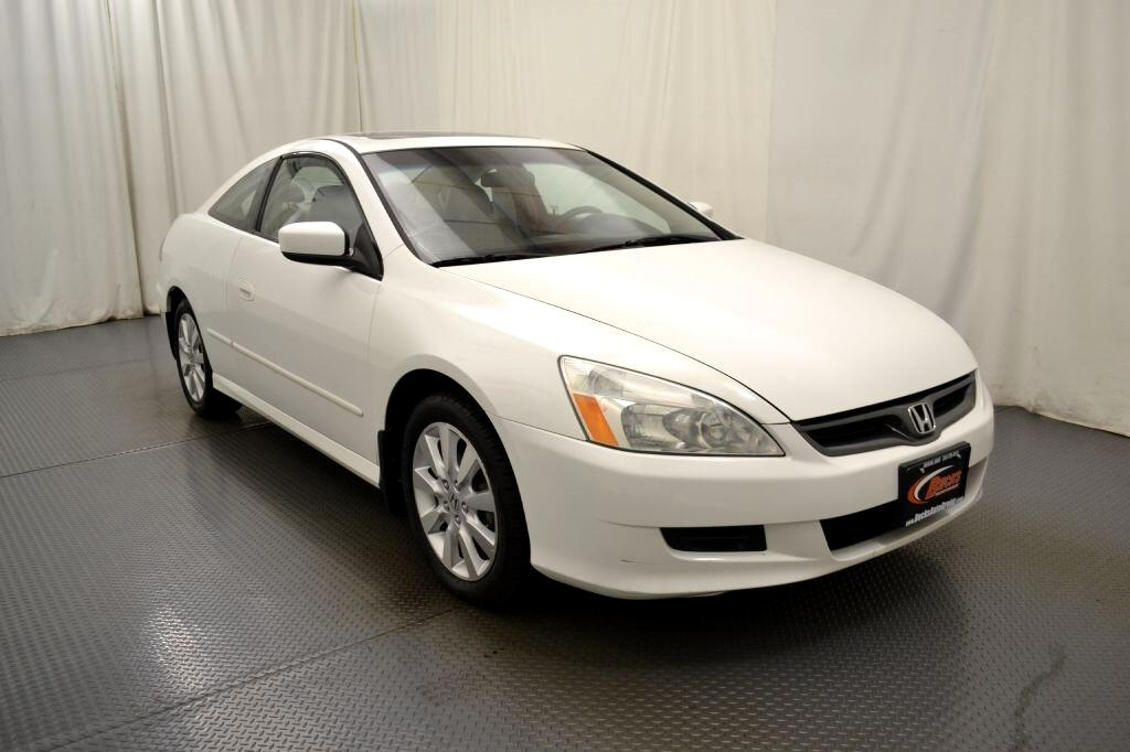 Honda Accord Cpe  2007
