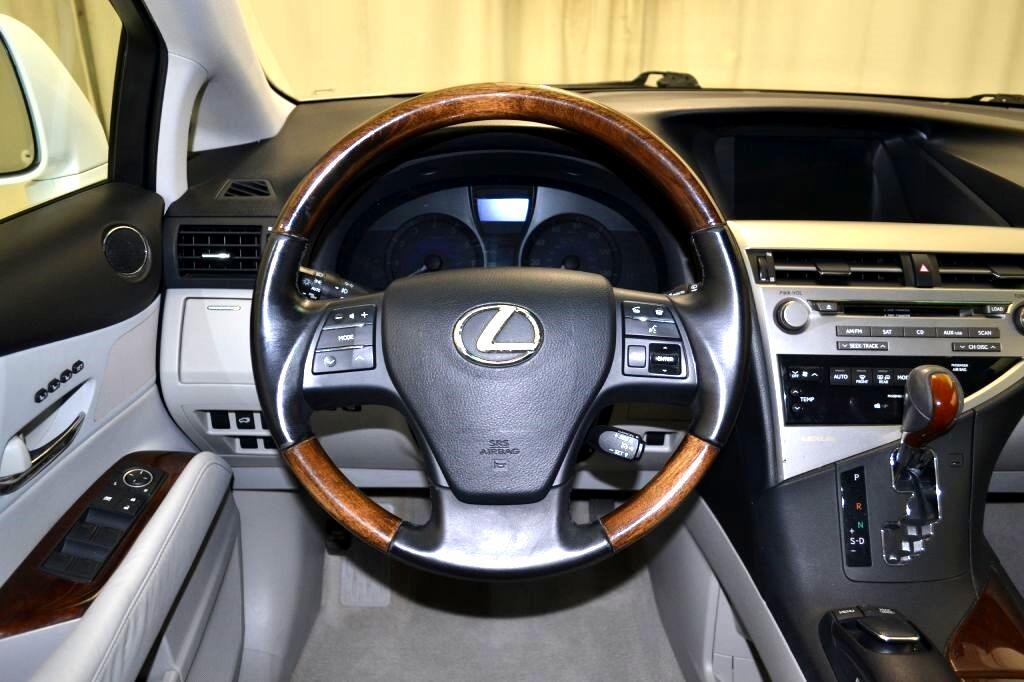 Lexus RX  2010