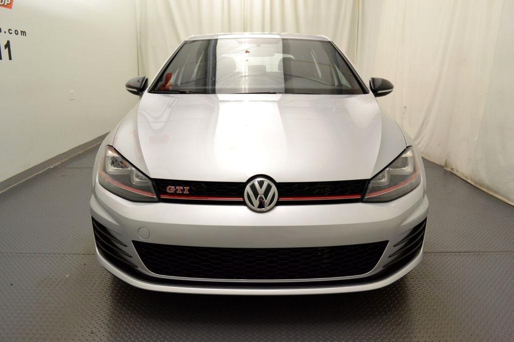 Volkswagen Golf GTI  2017