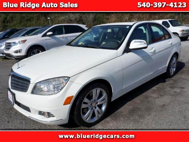 2009 Mercedes-Benz C-Class C300 Luxury Sedan