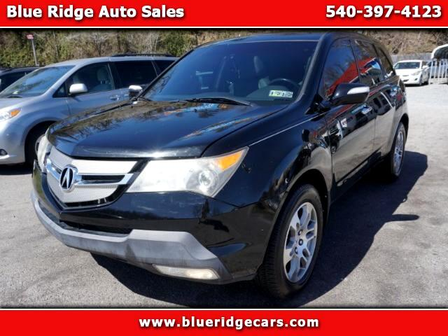 2007 Acura MDX 4dr SUV Touring Pkg