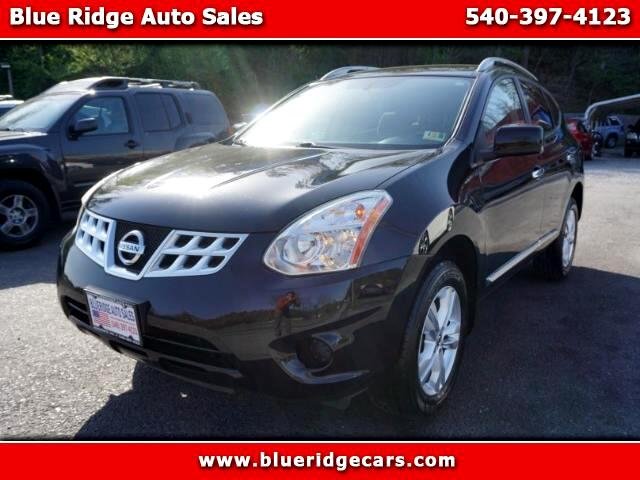 2012 Nissan Rogue S AWD